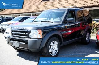 Used 2006 Land Rover LR3 V6 for sale in Port Coquitlam, BC