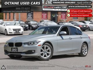 Used 2012 BMW 320 320i for sale in Scarborough, ON