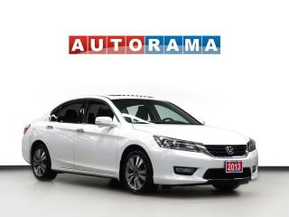 Used 2013 Honda Accord EXL LEATHER SUNROOF BACKUP CAMERA for sale in North York, ON