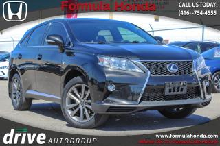 Used 2015 Lexus RX 350 F Sport for sale in Scarborough, ON