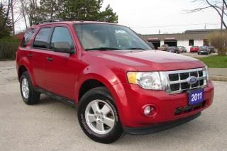 Used 2011 Ford Escape XLT for sale in Mississauga, ON