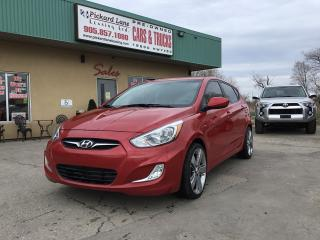 Used 2017 Hyundai Accent LE for sale in Bolton, ON
