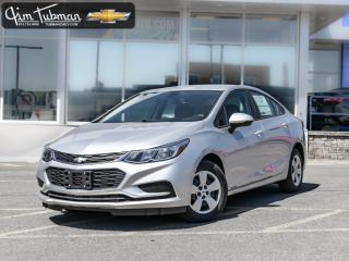 New 2018 Chevrolet Cruze LS Auto for sale in Gloucester, ON