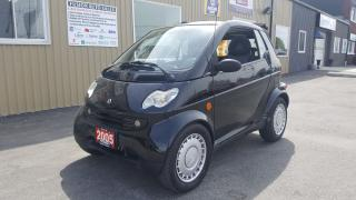 Used 2005 Smart fortwo cabriolet Passion for sale in Tilbury, ON