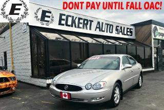 Used 2006 Buick Allure CX WITH LOW LOW KMS for sale in Barrie, ON