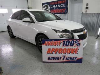Used 2014 Chevrolet Cruze for sale in Montréal, QC