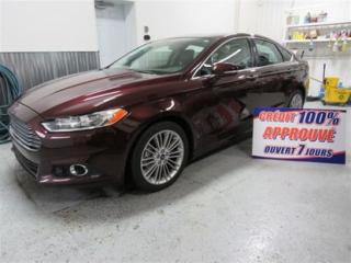 Used 2013 Ford Fusion for sale in Montréal, QC