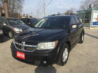 Used 2010 Dodge Journey SE FWD for sale in Scarborough, ON
