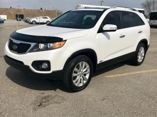 Used 2011 Kia Sorento Lux Nav 7 Rider for sale in Mississauga, ON