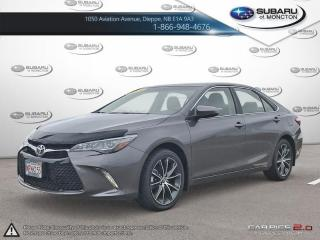 Used 2015 Toyota Camry XSE for sale in Dieppe, NB