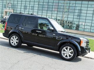 Used 2009 Land Rover LR3 V8|HSE|NAVIGATION|7-SEATS|PANOROOF|19 inch ALLOYS for sale in Scarborough, ON