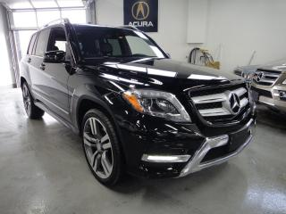 Used 2015 Mercedes-Benz GLK 250 250BLUETEC LANE ASSIST AMG PANOROOF NAVI BACKUPCAM for sale in North York, ON