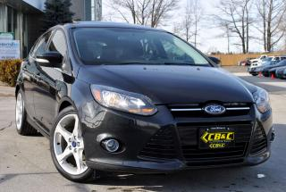 Used 2013 Ford Focus Titanium for sale in Oakville, ON