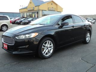 Used 2014 Ford Fusion SE 2.5L HeatedSeats Bluetooth for sale in Brantford, ON