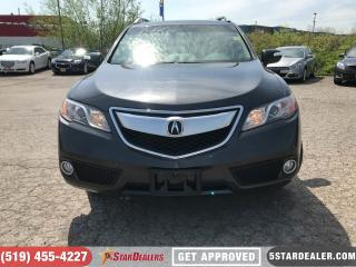 Used 2013 Acura RDX for sale in London, ON