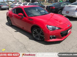 Used 2014 Subaru BRZ Sport-tech | ONE OWNER | NAV for sale in London, ON