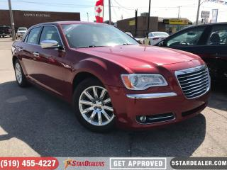 Used 2011 Chrysler 300 Limited | NAV | LEATHER | ROOF for sale in London, ON