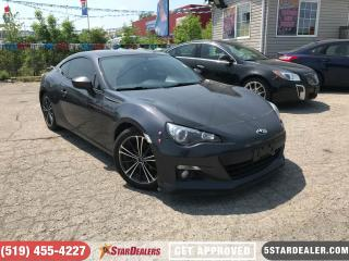 Used 2015 Subaru BRZ Sport-tech | NAV | BLUETOOTH for sale in London, ON