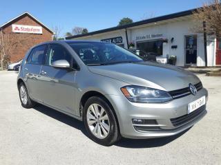 Used 2015 Volkswagen Golf Tsi Comfortline for sale in Waterdown, ON