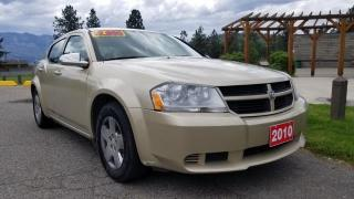 Used 2010 Dodge Avenger SXT for sale in West Kelowna, BC