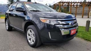 Used 2011 Ford Edge SEL AWD for sale in West Kelowna, BC
