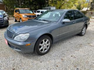 Used 2006 Mercedes-Benz S-Class 4dr Sdn 4.3L SWB 4MATIC for sale in Halton Hills, ON