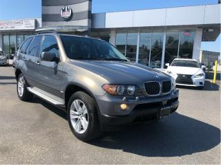 Used 2006 BMW X5 WE ARE MOVING! COQUITLAM STORE LIQUIDATION for sale in Langley, BC