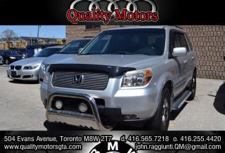Used 2008 Honda Pilot SE-L w/RES leather int. for sale in Etobicoke, ON
