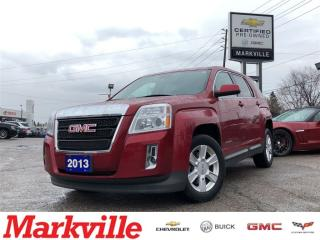 Used 2013 GMC Terrain SLE-GM CERTIFIED PRE-OWNED-1 OWNER TRADE for sale in Markham, ON