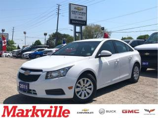 Used 2011 Chevrolet Cruze LT- GM CERTIFIED PRE-OWNED- TRADE-IN for sale in Markham, ON