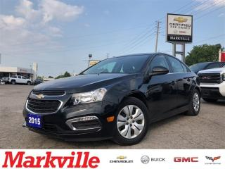 Used 2015 Chevrolet Cruze LT- GM CERTIFIED PRE-OWNED - 1 OWNER TRADE for sale in Markham, ON