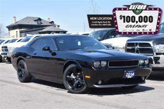 Used 2014 Dodge Challenger SXT - RWD, bluetooth, sat radio, pwr seat, heated for sale in London, ON