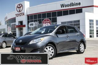 Used 2014 Toyota Matrix CONVENIENCE PACKAGE! for sale in Etobicoke, ON