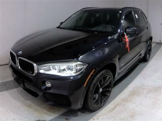 Used 2015 BMW X5 xDrive35i, M-SPORT, 7 PASSENGER, NAVI,  HEADS UP for sale in North York, ON