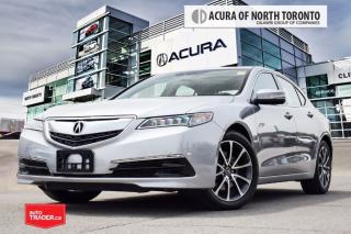 Used 2017 Acura TLX 3.5L SH-AWD w/Tech Pkg Accident Free| Navigation| for sale in Thornhill, ON