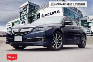 Used 2017 Acura TLX 3.5L SH-AWD w/Elite Pkg Accident Free| Remote Star for sale in Thornhill, ON