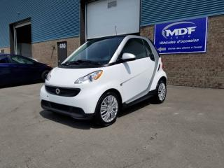 Used 2015 Smart fortwo Coupé 2 portes Pure for sale in Saint-eustache, QC
