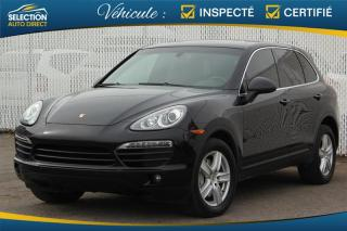 Used 2011 Porsche Cayenne S for sale in Ste-Rose, QC