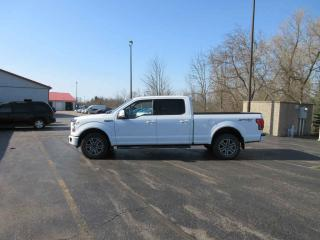 Used 2015 Ford F-150 LARIAT CREW SPORT 4X4 for sale in Cayuga, ON
