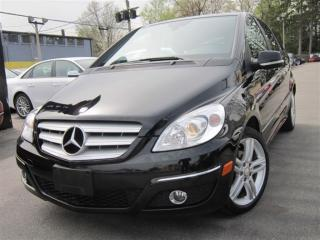 Used 2011 Mercedes-Benz B-Class B200 ~ ONE OWNER ~ 97KMS ~ AUTOMATIC ~ LOW KMS !!! for sale in Burlington, ON