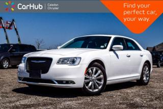 Used 2017 Chrysler 300 Touring|AWD|Navi|Pano Sunroof|Backup Cam|Bluetooth|R-Start|Head Front Seats|19