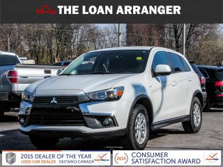 Used 2017 Mitsubishi RVR for sale in Barrie, ON