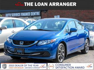 Used 2014 Honda Civic for sale in Barrie, ON