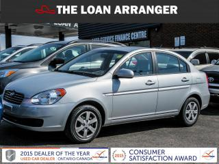 Used 2010 Hyundai Accent for sale in Barrie, ON