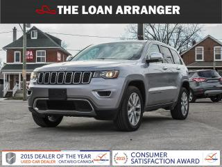 Used 2017 Jeep Grand Cherokee for sale in Barrie, ON