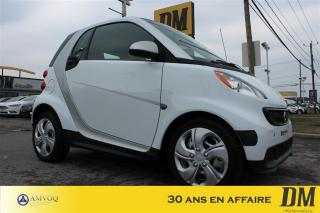Used 2015 Smart fortwo Pure Cuir Radio Cd for sale in Salaberry-de-valleyfield, QC