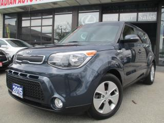 Used 2015 Kia Soul EX+HTD SEATS-BLUETOOTH-POWER GROUP-CAMERA for sale in Scarborough, ON
