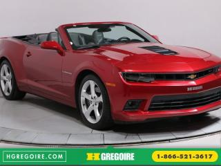 Used 2015 Chevrolet Camaro SS A/C CAM RECUL for sale in Saint-leonard, QC