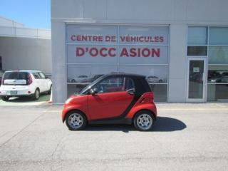 Used 2008 Smart fortwo for sale in Roxboro, QC