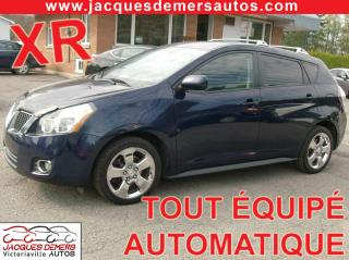 Used 2010 Pontiac Vibe TOIT-OUVRANT for sale in Victoriaville, QC